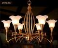 antiguo hotel lámparas de techo para la venta de la arabia saudita 2014 energía ahorrada colgante de luz