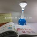 inalámbrico plegable mesa de estudio de la lámpara