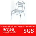 aluminio silla de comedor 101102