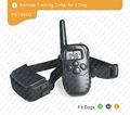 Collar de entrenamiento mando a distancia para perro