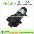 dc 12v de alto volumen de baja presión de agua bombas de alta capacidad