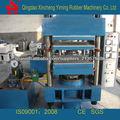 Vulcanización de caucho Máquina de la prensa