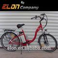 Las mujeres mejor opción bicicleta eléctrica( e- tdf037c)