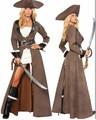 la mujer pirata disfraz de halloween