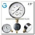 Manómetro bajo presión con fuelle