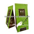 de calidad alimentaria de café verde bolsitas de té