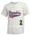 la sublimación de alta calidad camiseta de béisbol personalizadas