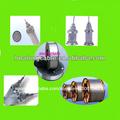 la prensa contra de aluminio trenzado eléctrico conductores aac conductr aaac aleación de al conductor