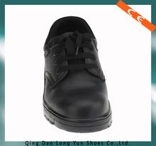 transpirables negro zapatos de seguridad