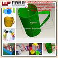 molde de la taza de inyección de plástico/molde taza de inyección de plástico/molde de la taza de pared delgada