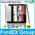 "Onda VI40 Dual Core PC de la tableta de 9.7 ""IPS capacitivo del androide 4.0 A10 1.5GHz cámara WIFI HDMI"