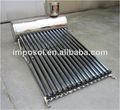 2014 caliente de la venta de energía solar calentador portátil