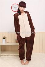 de invierno 2014 lindo popular de navidad niñas pijama