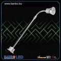 bajo precio 1w 3w led fábrica de armas ajustable led lámpara de mesa