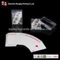 calidad superior de trucos de magia tarjetas de juego
