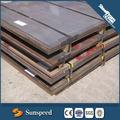 S235JR Chapas de acero Laminado en Caliente hecho en China