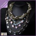 collares de moda 2014 multiples cadena mujeres collares perlas para fiestas