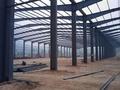 ISO certificado la estructura de acero pasillo industrial