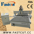 FASTCUT-25S CNC Router utiliza cnc máquina del torno de madera