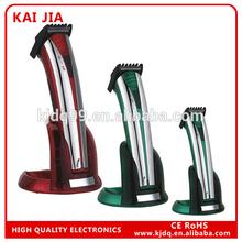 Muchos tipo de alta calidad profesional de nuevo producto eléctrico kj-606 máquinas de cortar el barbero