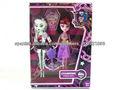 9.5 pulgadas Monster High Monster muñeca EN71