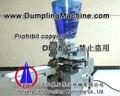 Nuevo diseño que hace la máquina dumpling chino / máquina dumpling