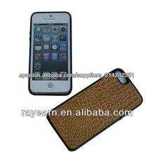 cubierta del teléfono celular para el iphone 5