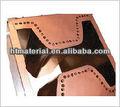 cobre tubo de molde