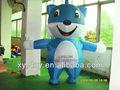 Publicidad inflable de dibujos animados, de dibujos animados inflables de juguete para los niños
