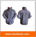 Sudadera con capucha de valores blazer chaqueta de causalidad de valores, 1210131