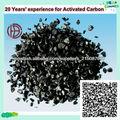 Madera Eco-friendly Carbon Activado Granulado para depuración de aire