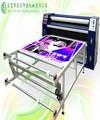 la sublimación del rodillo de la máquina de impresión