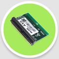 44 pin ide dom( módulo integrado) 16gb super rápido 130/90 mb/s