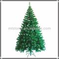 Cm 180,5.9 los pies del árbol de navidad, pvc árbol de navidad