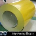 Ppgi color de chapa de acero revestido de la bobina/placa