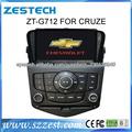 """Navegación 7"""" pantalla táctil Para Chevrolet CRUZE Dvd Gps del Coche/Para Cruze Dvd del Coche/Dvd gps del Coche/radio del coche"""