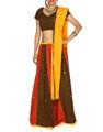 Diseñador de la india lehenga choli, hecho a mano lehenga choli, diseñador de desgaste de la fiesta lehenga chol
