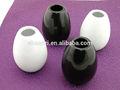 100ml blanco& negro de cerámica difusor de lámina botella manafacturer/perfumes de cerámica difusor de botella