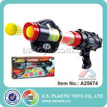 super cool de plástico eva pistola de bola suave juguetes