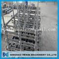 de acero inoxidable con alta aleación de alta resistencia de tratamiento térmico del accesorio