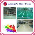 Ep de pintura de la pu suelo industrial coating/de resina de poliéster