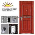 Los modelos más populares de puertas de hierro SC-S012
