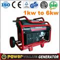 Generador 2014 2.8 fácil kva de potencia de la batería eléctrica del generador eléctrico dinamo para corte de energía