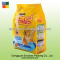 gato de alimentos bolsas