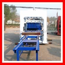 QT6-15 máquina para fabricar bloques de concreto