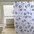 Cortina sala de cortina de baño de impresión de poliéster cortina de ducha / poliéster / Ducha