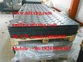 Tapis de route hdpe/accès tapis./rig tapis./route temporaire tapis./routier en plastique mat/grande natte en plastique