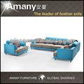 Sofá moderno sofá da sala A313