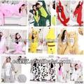 Año nuevo de estilo más reciente de los animales ropa de dormir vestidos/kigurumi de dibujos animados de disfraces para adultos