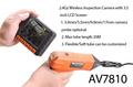 3.5 tela da polegada tft carro de reparação do motor videoscope ferramenta de câmera